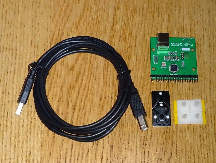 commodore-64-16-vic-20-kit-conversion-clavier-usb [750 x 564]