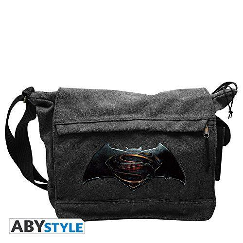 sac-besace-batman-v-superman-logo-coton [500 x 500]