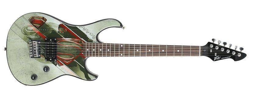 dc-comics-superman-guitare-peavey-rockmaster-electrique [850 x 304]