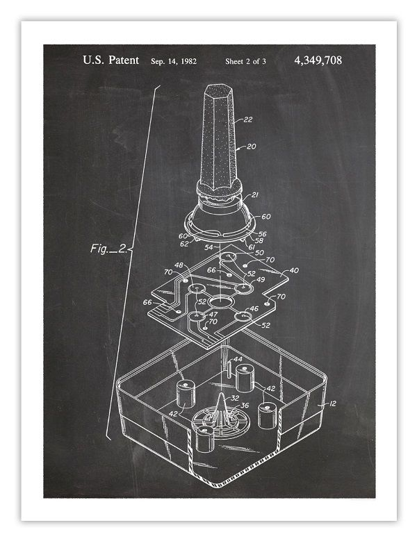poster-affiche-atari-2600-brevet-console-manette-gaming-retrogaming [600 x 779]