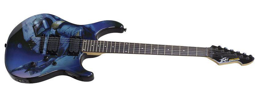star-wars-boba-fett-guitare-peavey-predator-electrique [850 x 302]