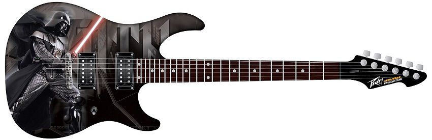 star-wars-guitare-dark-vador-peavey-predator-electrique [850 x 275]