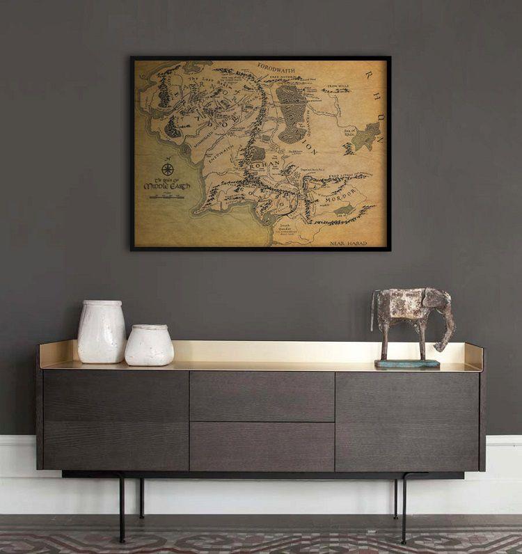 carte-tableau-terre-milieu-seigneur-anneaux-decoration-affiche-poster [750 x 796]