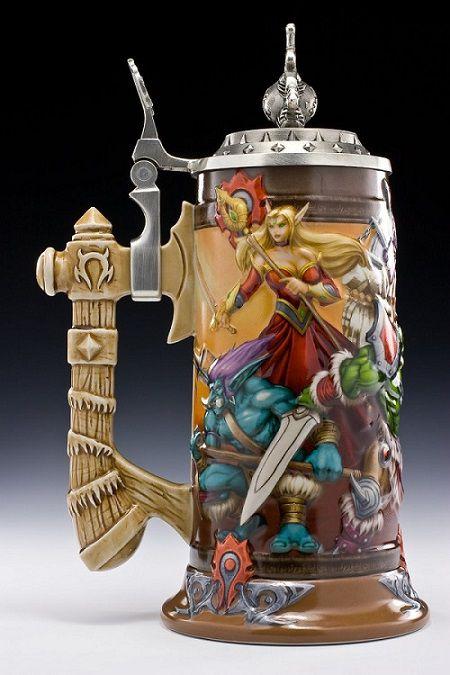 chope-verre-world-of-warcraft-horde-stein-biere [450 x 675]
