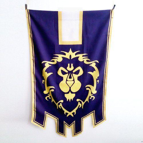world-of-warcraft-drapeau-bannière-alliance [500 x 497]