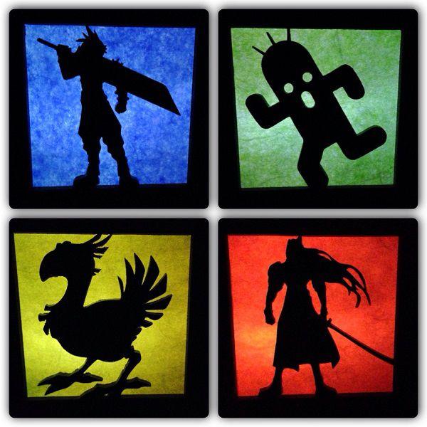 final-fantasy-7-logo-boite-lumiere-light-box-decoration [600 x 600]