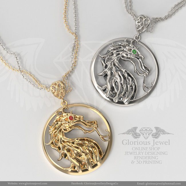 pendentif-mortal-kombat-logo-dragon-bijou-2 [650 x 650]