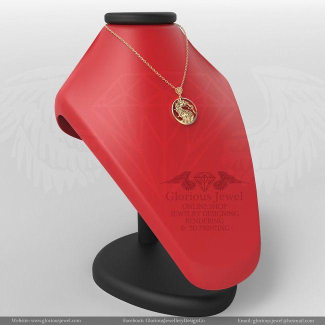 pendentif-mortal-kombat-logo-dragon-bijou-4 [650 x 650]