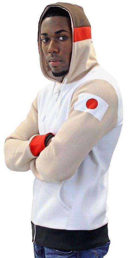 street-fighter-5-ryu-sweat-shirt-capuche-capcom [450 x 901]