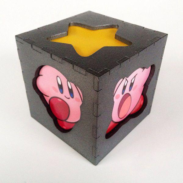 super-mario-bros-kirby-boite-lumiere-light-box-nintendo-decoration [600 x 600]