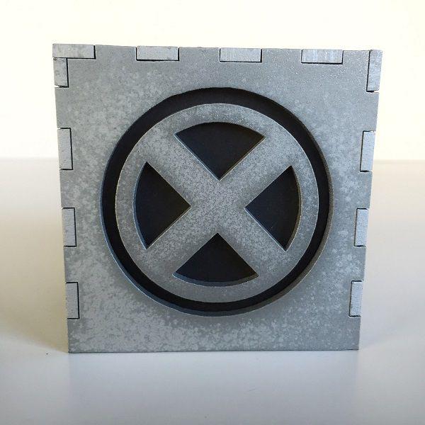x-men-logo-boite-lumiere-light-box-marvel-decoration [600 x 600]