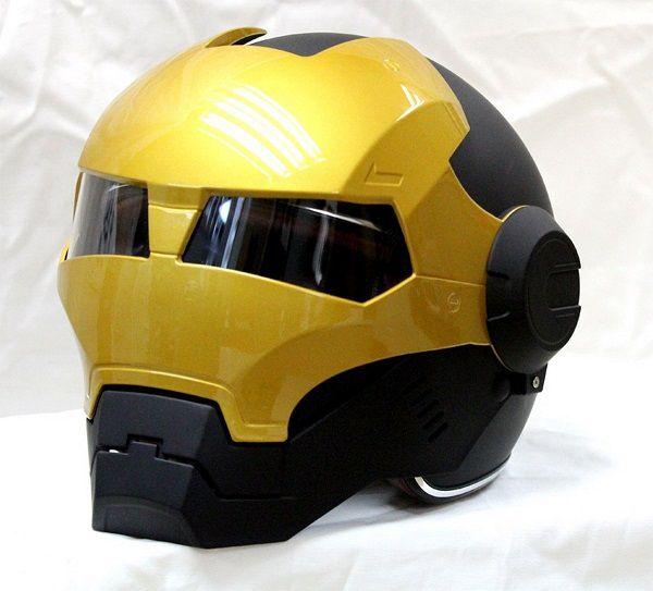 casque-moto-iron-man-masei-610-marvel-avengers-or-mat [600 x 543]