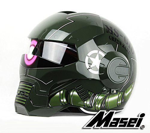 casque-moto-iron-man-masei-610-marvel-avengers-zaku-vert [500 x 446]