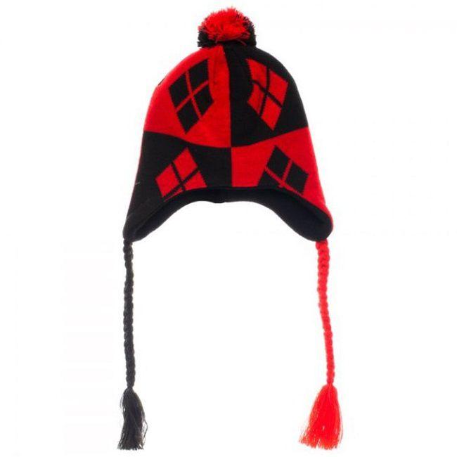 harley-quinn-bonnet-peruvien-logo-dc-comics [650 x 650]