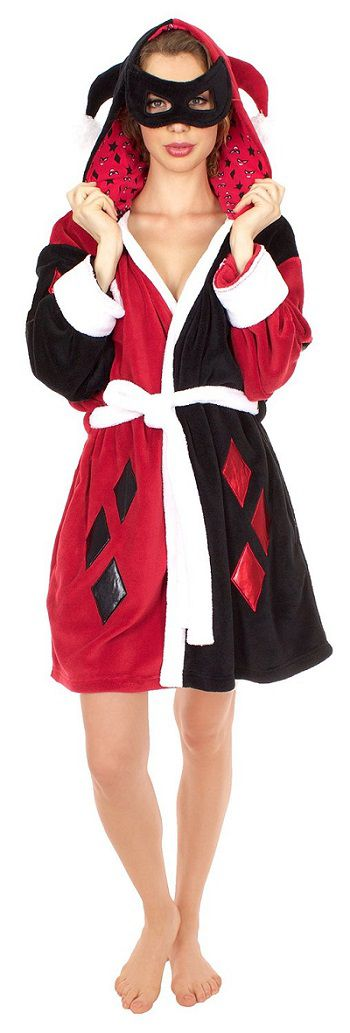 harley-quinn-robe-de-chambre-capuche-masque-logo-dc-comics [350 x 1033]