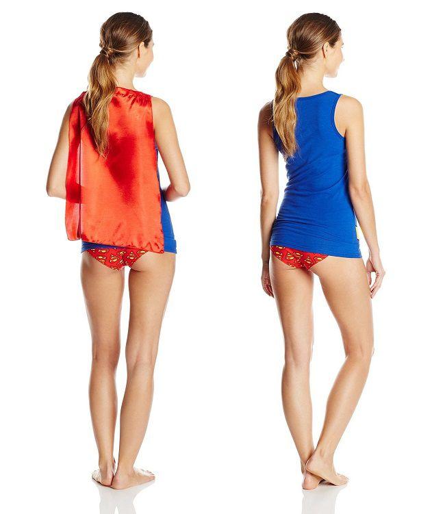supergirl-sous-vetement-cape-t-shirt-culotte-debardeur-lingerie-dc-comics [650 x 751]