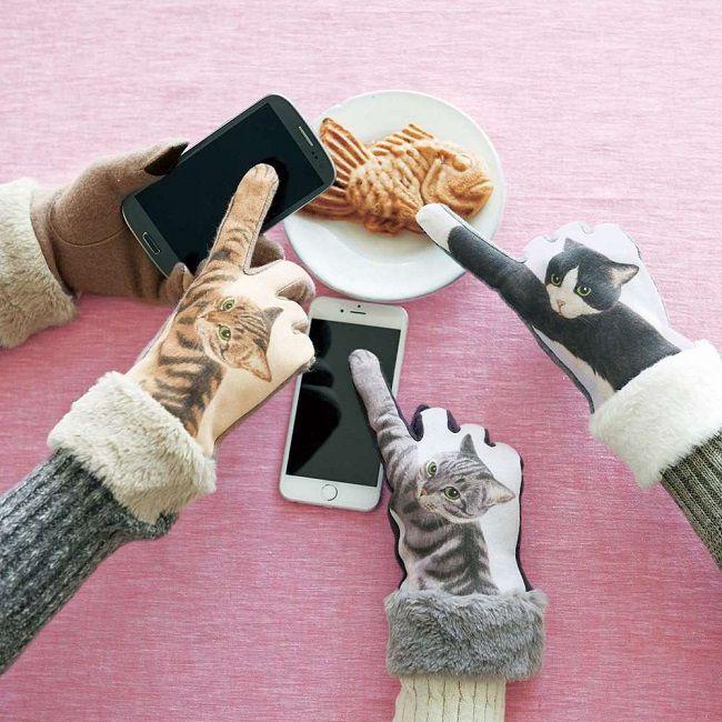 gants-chat-patte-tactiles-ecran-smartphone-tablette-650-x-650