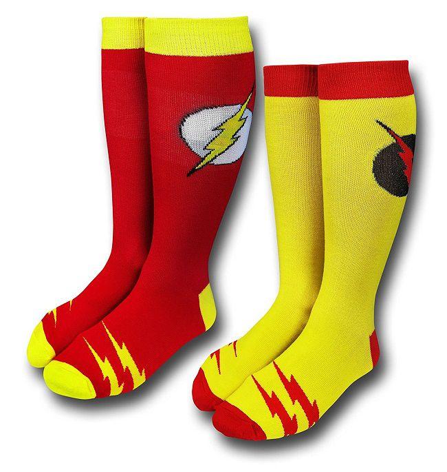 flash-reverse-dc-comics-chaussette-650-x-685