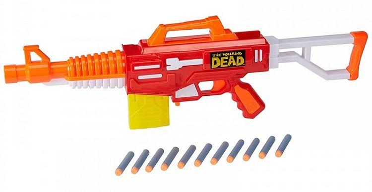 fusil-flechette-the-walking-dead-abraham-m16-air-warriors-nerf-750-x-389