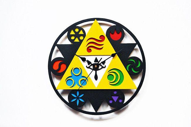horloge-triforce-legend-of-zelda-murale-nintendo-650-x-433