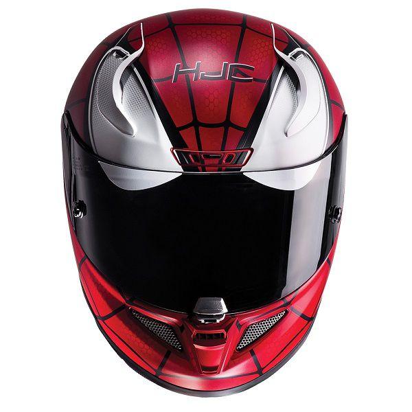 casque-moto-spiderman-hjc-marvel-rpha11-pro-face-600-x-600